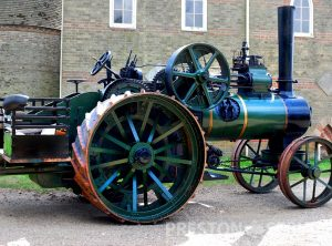 RUSTON PROCTOR 7 NHP Traction Engine