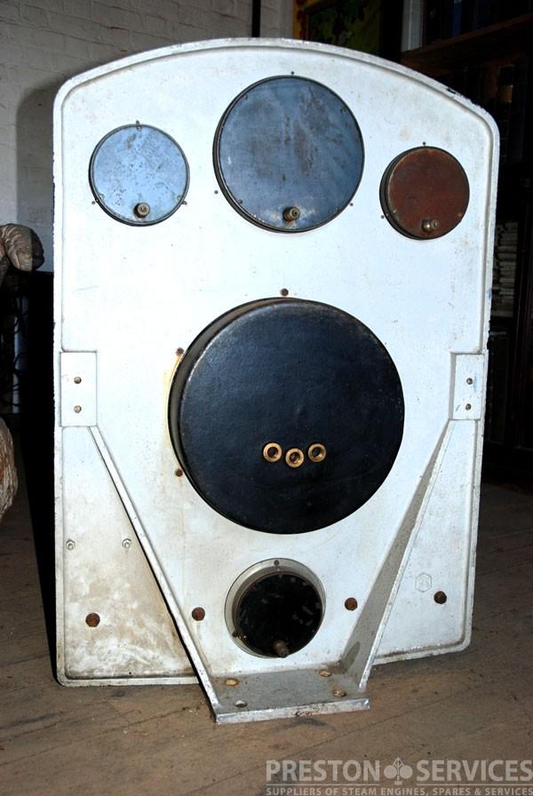 Ruths Special Gauge Board Vintage Gauge Board Preston