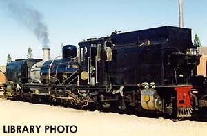 BEYER GARRATT 2 Ft Gauge Locomotive