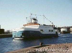 "Steam Ferry S.S.""BETULA"""