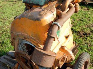 LISTER LR2 2 Cylinder Diesel Engine