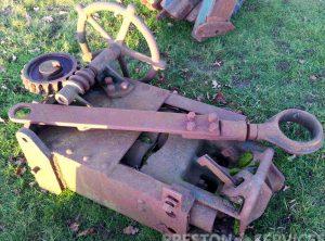 MORRISON? Steam Roller Scarifier