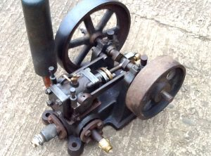 SCHMIDT Type Hydraulic Engine