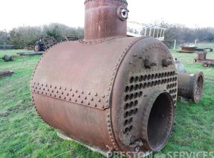'Scotch' Steam Launch Boiler