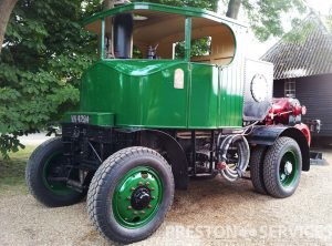 "SENTINEL T.D.G. Timber Tractor ""Brutus"""