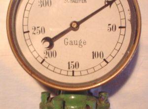 SHAEFFER 5″ Pressure Gauge