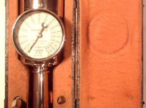 SHAEFFER & BUDENBURG Tachometer