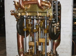 SHAND MASON Portable Steam Pump