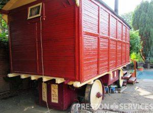 1898 Showmans Living Van