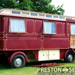 20 Ft Showmans Living Van