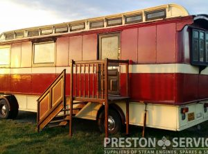28 Ft Showmans Living Van