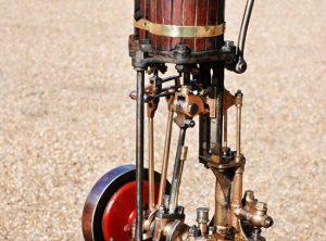 SIMPSON STRICKLAND Tandem Compound Launch Engine