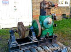 SISSONS 8 H.P. Enclosed Steam Engine