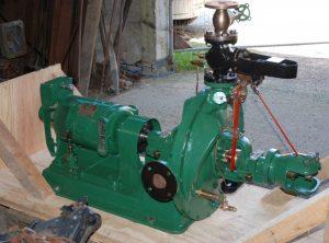 SISSONS & Co. Turbine Driven Generator Set