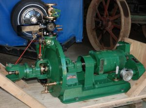 SISSONS & Co. Turbine Driven Generator Set