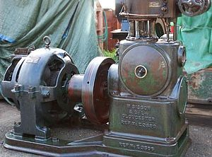 SISSONS Generator Set