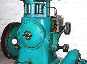 Enclosed Reciprocating Engines