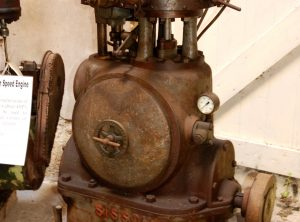 SISSONS 6 NHP Enclosed Generator Engine