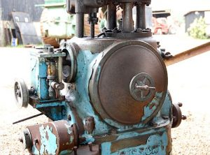 SISSONS 8 NHP Enclosed Generator Engine