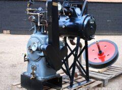 SISSONS 8 NHP Enclosed Generator Engine