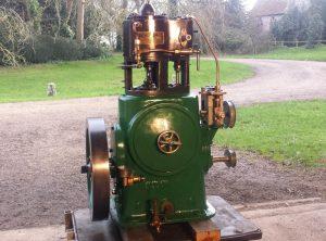 SISSONS 4 NHP Enclosed Generator Engine