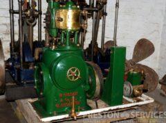 SISSONS 4 HP Generator Set