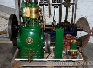 SISSONS 4 HP Generator Set