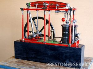 Six Column Beam Engine, Victorian