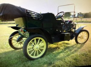 STANLEY Steam Car 1910