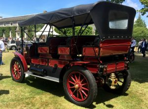 STANLEY Mountain Wagon Steam Car