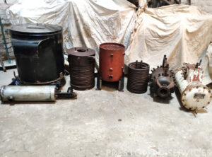 Selection of Steam Boilers and Related Items