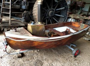 Steam Dinghy