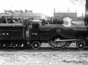 "BAGNALL 18 Inch Gauge ""Stirling"" Single Locomotive"