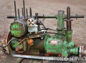 STUART TURNER 40R (R3M) Petrol Engine