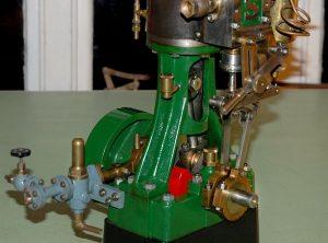 STUART 5A Marine Engine