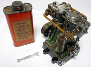 STUART D10 Marine / Stationary Engine