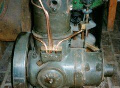 STUART TURNER 'S' Type Generator Set Engine