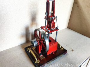 "STUART ""JAMES COOMBES"" TABLE ENGINE"