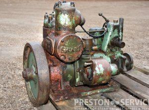 STUART TURNER P5 ME Marine Petrol Engine