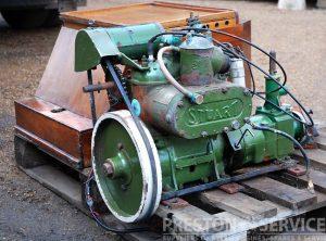 STUART TURNER P66 D Marine Petrol Engine