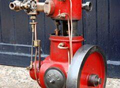 STUART TURNER 'S' Type Generator Engine