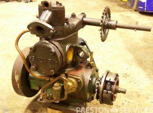 STUART TURNER R3M Marine Petrol Engine