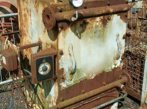 SUGDEN Gas Fired Steam Superheater