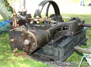 Swedish Made Horizontal Workshop Engine
