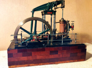 4 Column Beam Engine Model