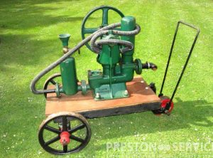 TANGYE Water Pump