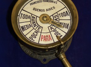 CHADBURN Engine Room Telegraph