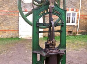 THOMAS ROSE Vertical Engine
