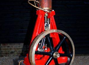R. TIDMAN Type Organ Steam Engine