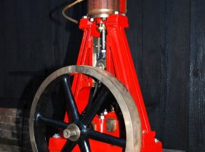 R. TIDMAN Type Organ Steam Engine